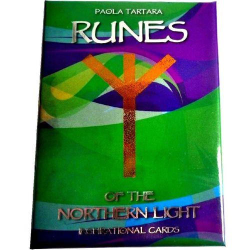 Runes Of The Nordern Light Oracle Cards