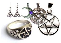 Esoteric Jewelry: Amulets and more