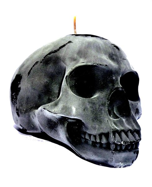 Skull Candle, black